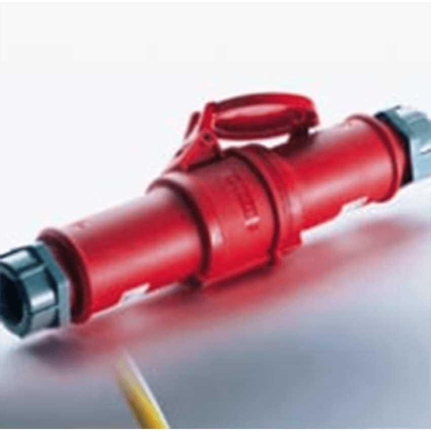 Đầu nối nguồn loại không kín nước 16A đến 63A