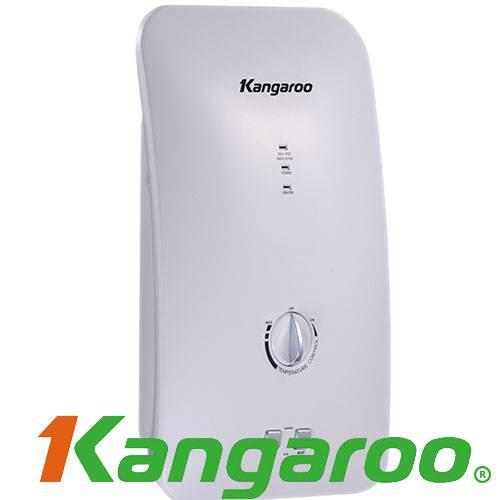 Máy nước nóng trực tiếp Kangaroo Kg235W(Trắng)
