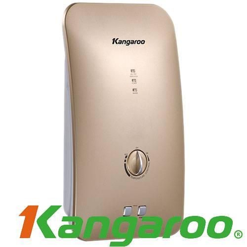 Máy nước nóng trực tiếp Kangaroo Kg236Py(Vàng)