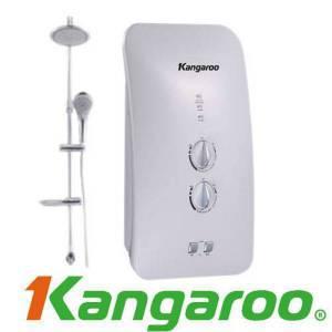 Máy nước nóng trực tiếp Kangaroo Kg236Pw(Trắng)