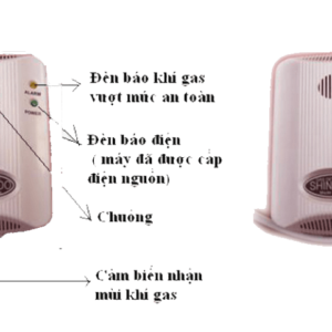 Đầu báo rò rỉ gas SHIN WOO ND-104N