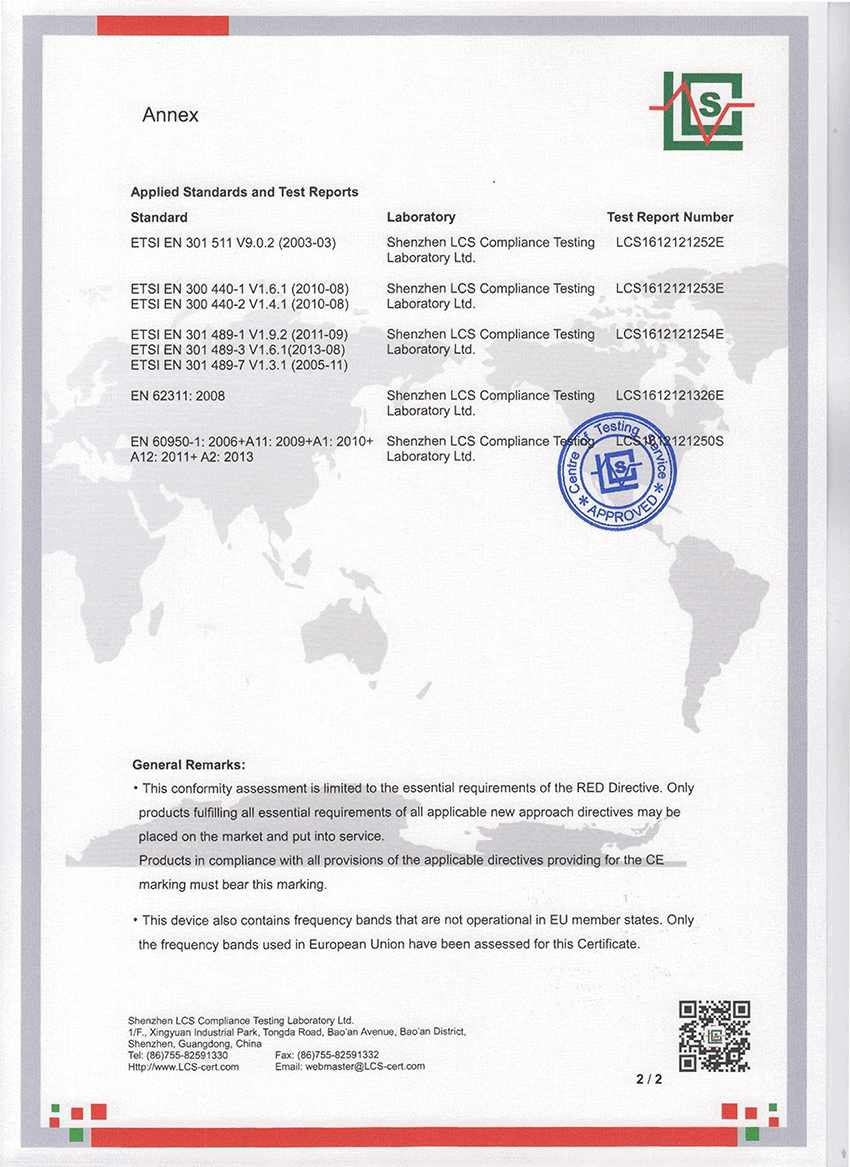 Chứng nhận an toàn sản phẩm định vị xe máy NEW MT05
