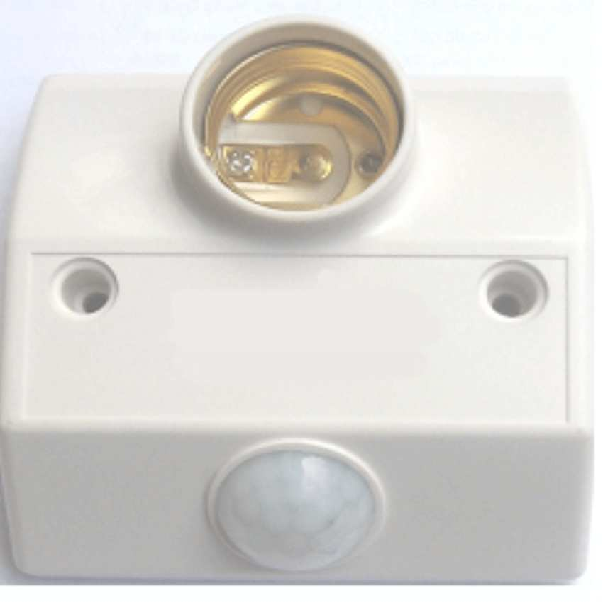 Đui đèn cảm biến chuyển động FuTech – FH-CCB1