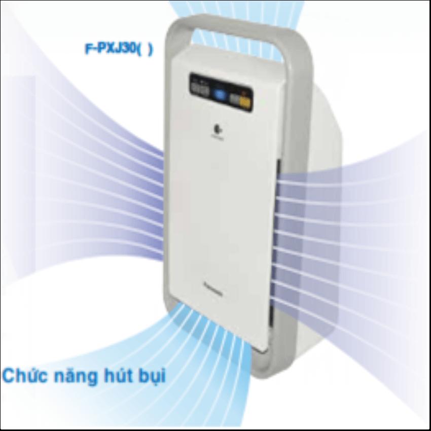 Máy lọc không khí và khử mùi Nano F-PXJ30A