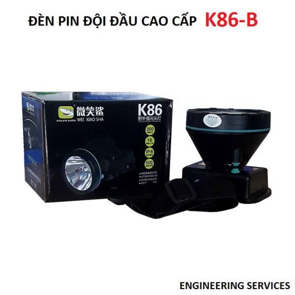 Đèn đội đầu siêu sáng K86