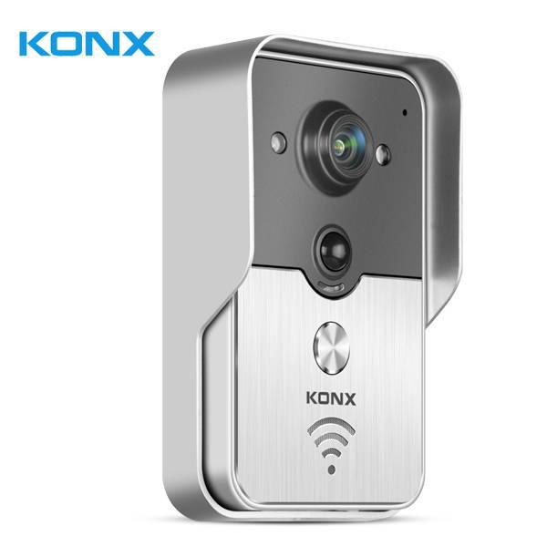 Camera giám sát an ninh, chuông cửa thông minh