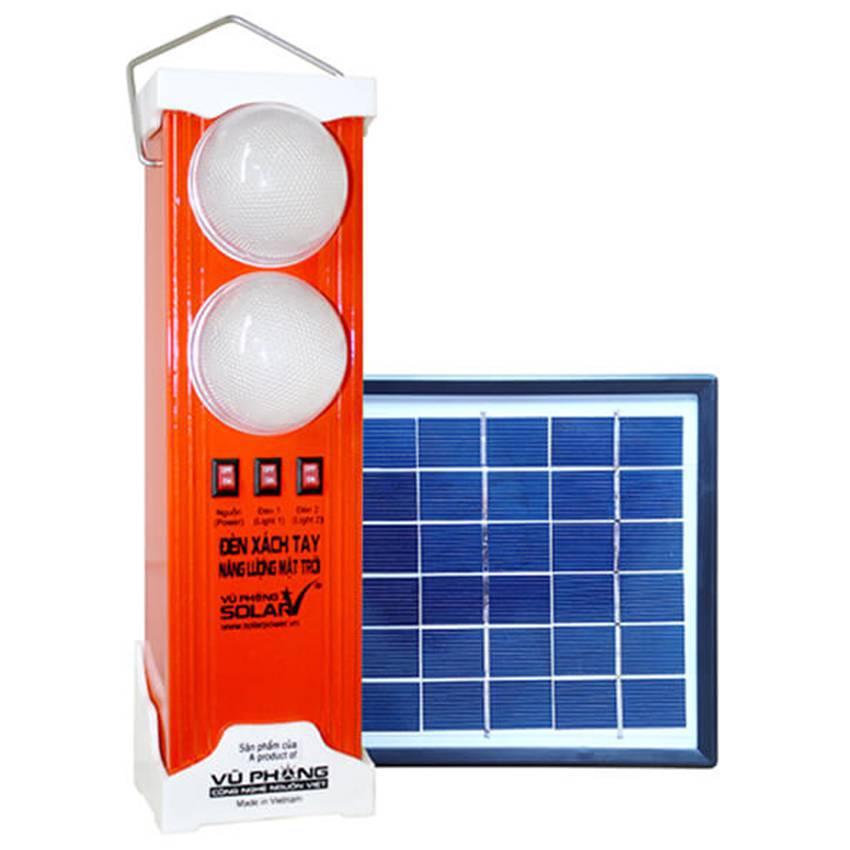 Đèn năng lượng mặt trời SV1