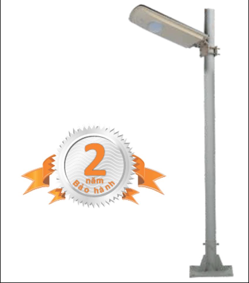 Đèn sân vườn năng lượng mặt trời POSWA565