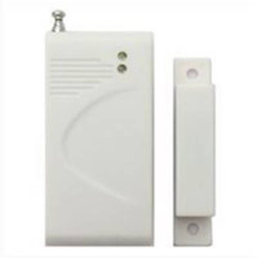 Cảm biến báo động cửa từ không dây tần số 433Mhz có anten