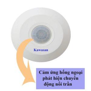 Công tắc cảm ứng hồng ngoại KW - SS702