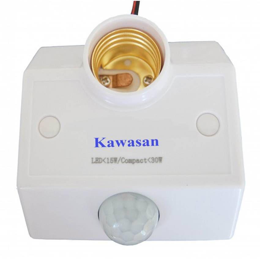 Đui đèn cảm biến hồng ngoại KW–SS68B