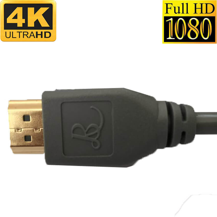 Cáp HDMI chuẩn 2.0 hỗ trợ 4K dài 3.0m hiệu Romywell Thái Lan