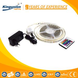 Đèn LED dây đổi 16 màu linh hoạt theo khí sắc