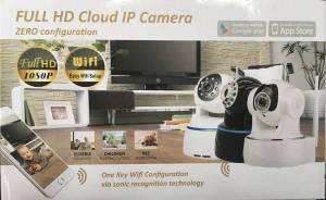 CAMERA IP WIFI ISEA_P78_HD2.0 ĐỘ PHÂN GIẢI FULL HD 1080