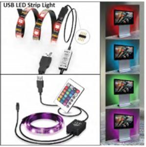Đèn LED USB tạo khí sắc cho TV