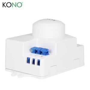 Công tắc cảm biến siêu âm bật đèn KN-RD01A thông minh