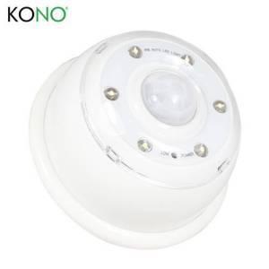 Đèn LED cảm ứng chuyển động KN-L0605 đa năng
