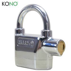 Khoá chống trộm báo động 2 rãnh bi KONO KN-168A