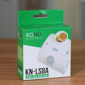 Đuôi đèn cảm ứng hồng ngoại Kono KN-LS8A
