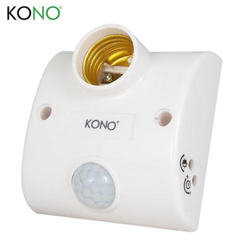 Đui đèn cảm ứng hồng ngoại KONO KN-LS8A