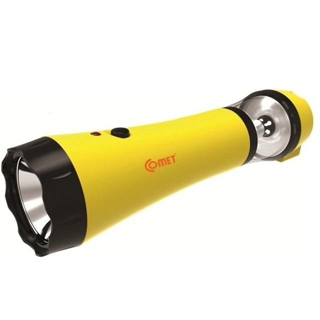 Đèn pin sạc đa năng comet CRT13