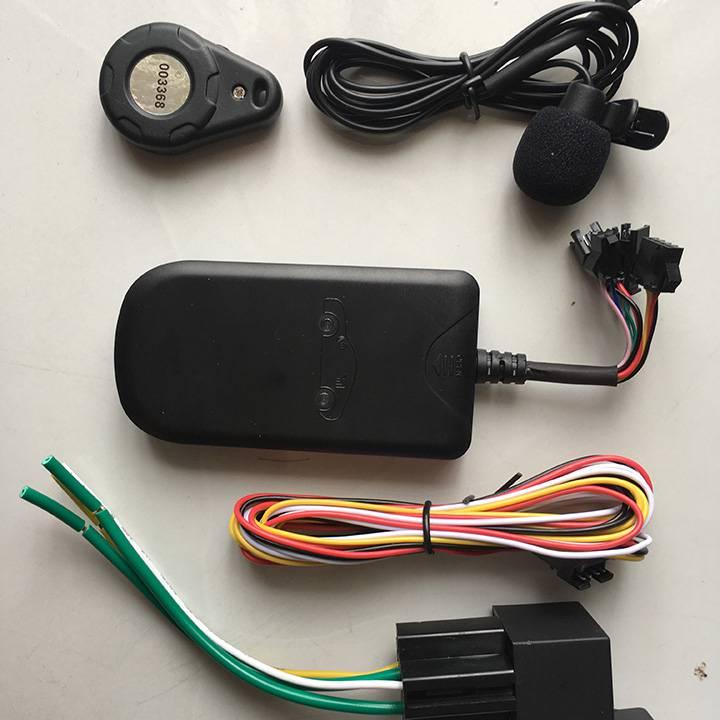 Thiết bị định vị GPS, theo dõi vị trí toàn cầu cho ô tô, xe máy GT08 (Kèm thẻ RFID)