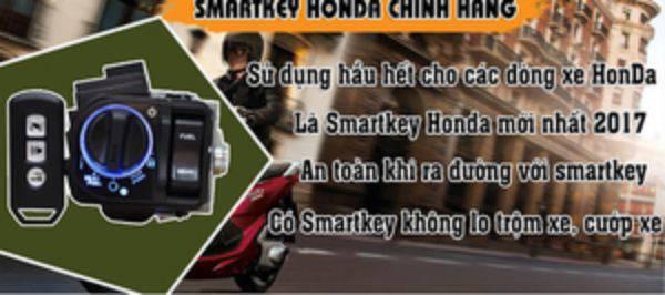 Khóa chống trộm xe máy Smartkey Honda chính hãng