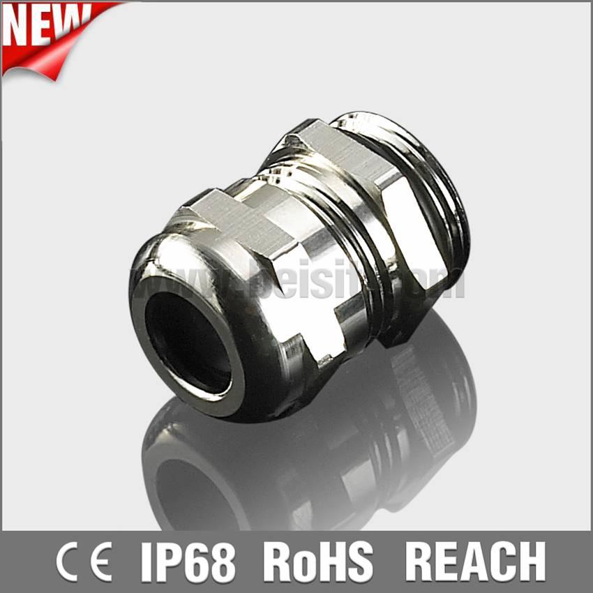Cable gland Đồng thau mạ niken M 6344BR