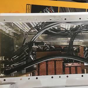 Cable gland Đồng thau mạ niken M 2518BR