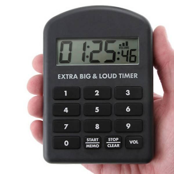 Bộ đếm thời gian nấu nướng 806-160