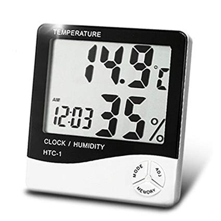 Máy đo độ ẩm và nhiệt độ cầm tay HTC-1