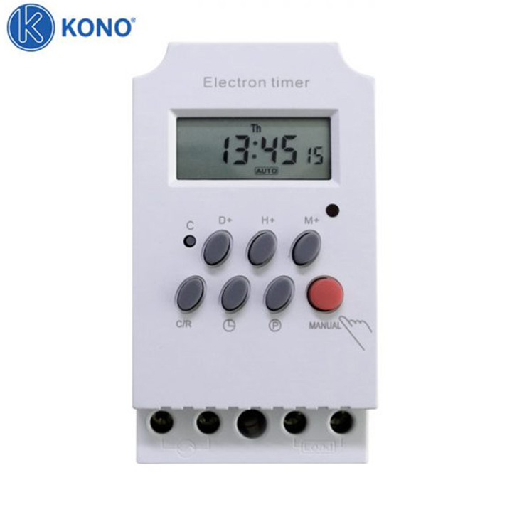 Công tắc hẹn giờ KONO ETG-65